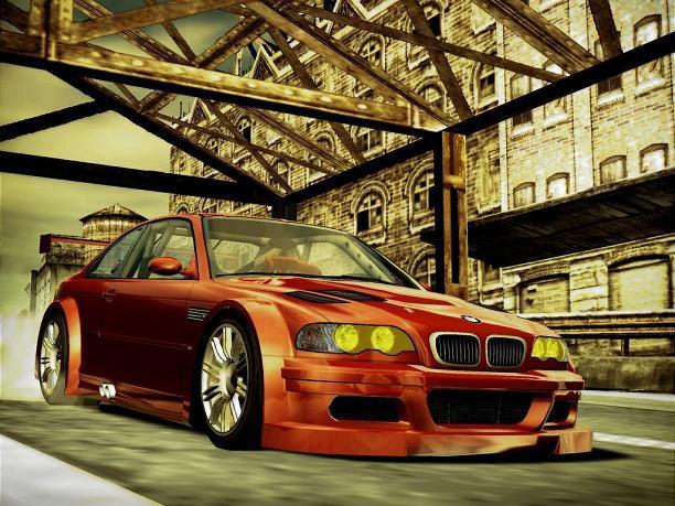 Need for speed SERIJAL Car